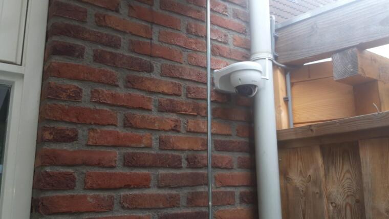 Enschede - Camera beveiliging