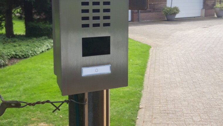 Boekelo - Video intercom Doorbird